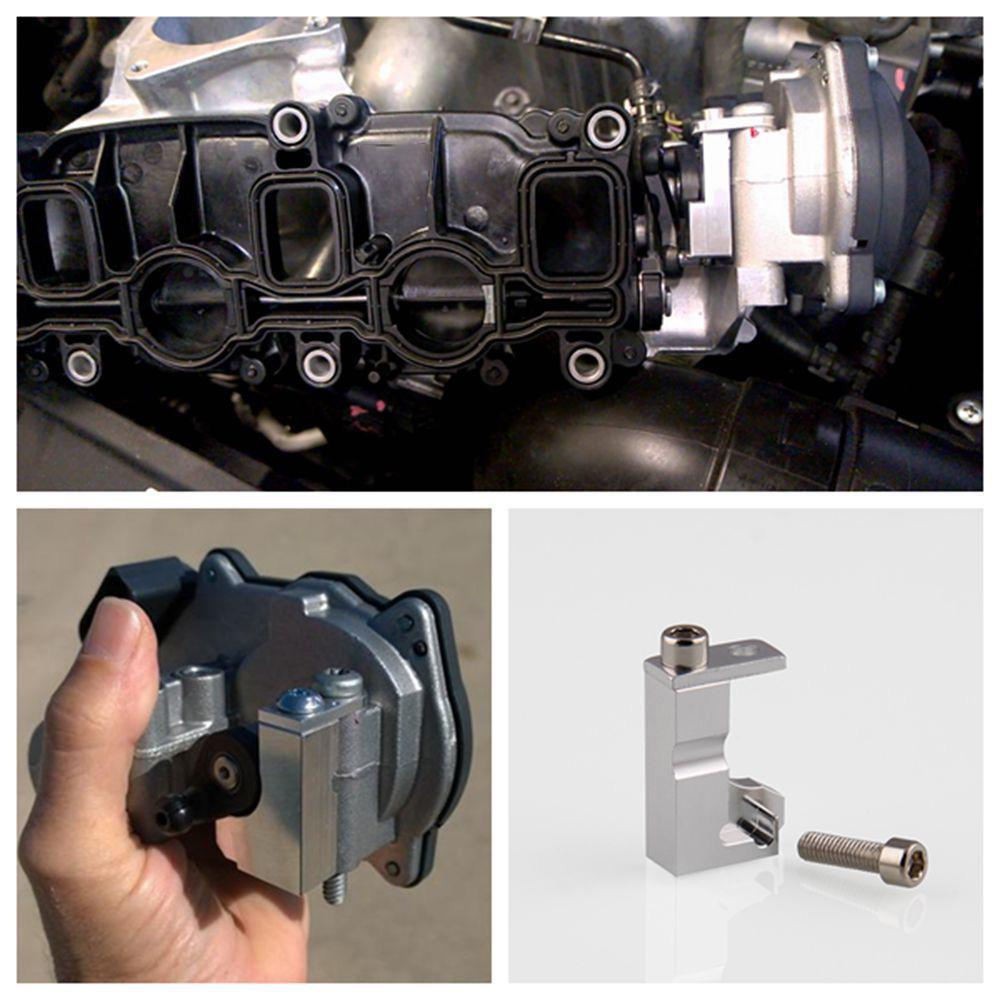 for VW Audi Skoda P2015 Repair Bracket Seat 2.0 TDI CR alu manifold 03L129711E