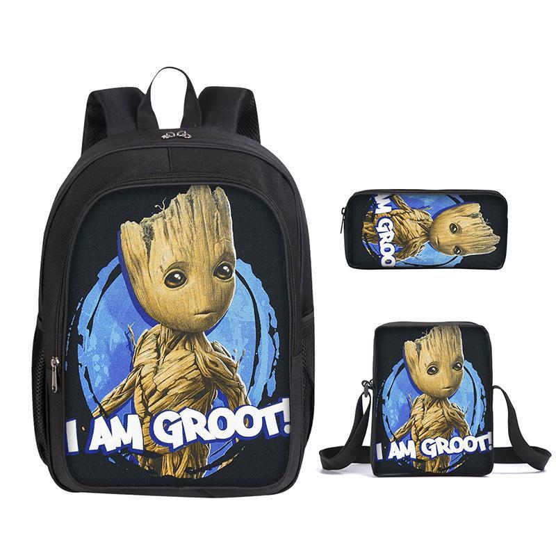 How To Go On Bookbag On Roblox Games Game Roblox Backpack Kids 3pcs School Bag Set Boys Gaming Bookbag Lunch Bag Lot