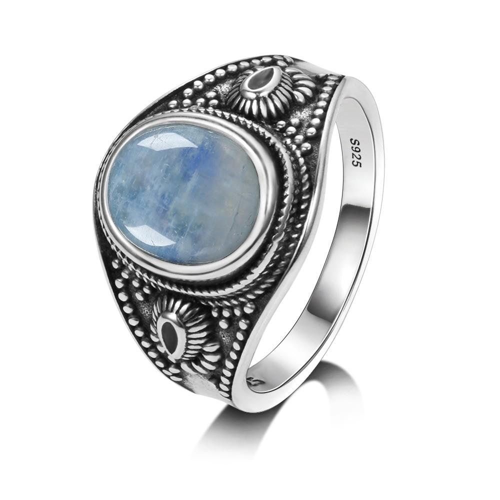 Wedding  Birthday Present gift for her,Birthday gift,anniversary gift,gift for wife, Natural Moonstone Gemstone 925 Silver Bracelet