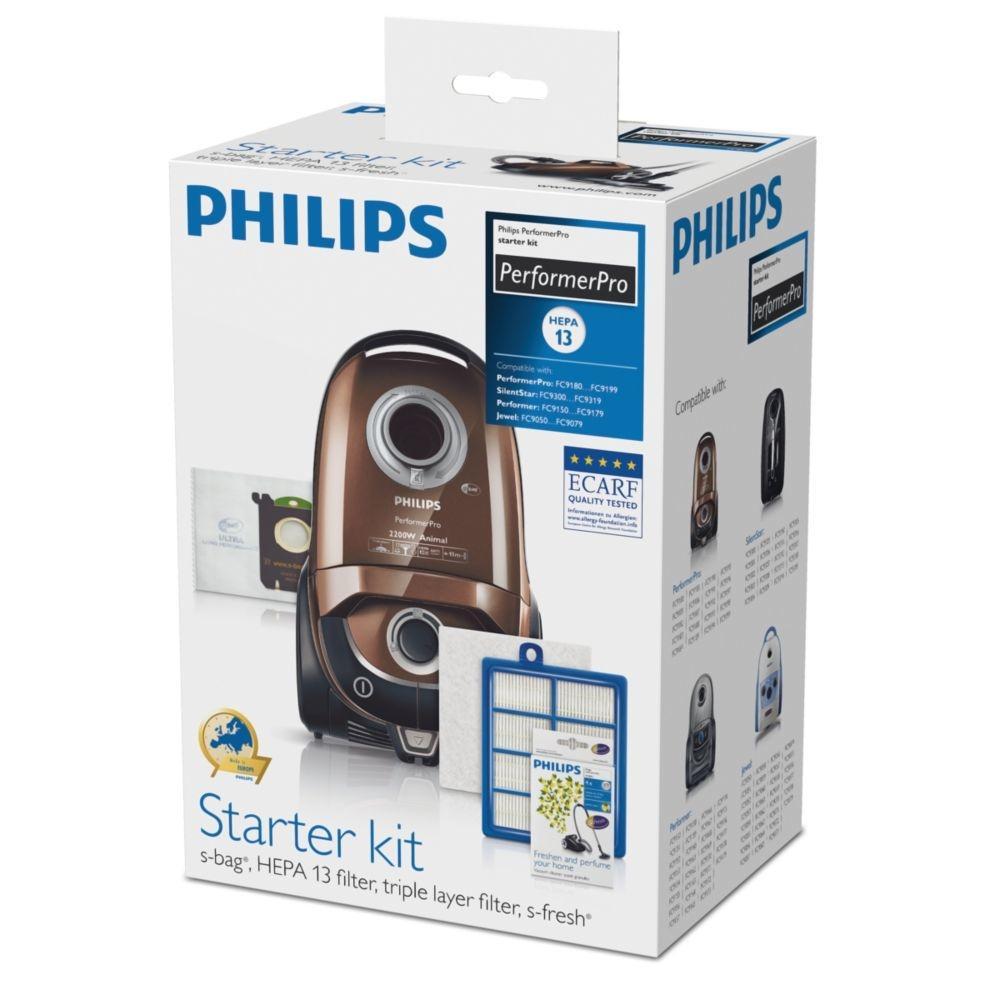 Philips Vacuum Cleaner Starter Kit for PerformerPro FC8060//01