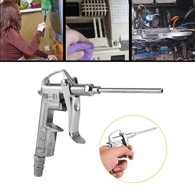 Set de Pistolet Pneumatique Pistolet /à Air Compresseur Jauge de R/égulateur de Pistolet de Pulv/érisation et S/éparateur de Filtre de Pi/ège dEau dHuile