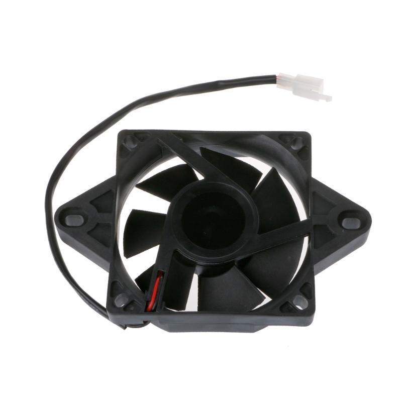 Electric Radiato Cooling Fan For 200cc 250cc ATV Go Kart Buggy UTV 4 wheeler