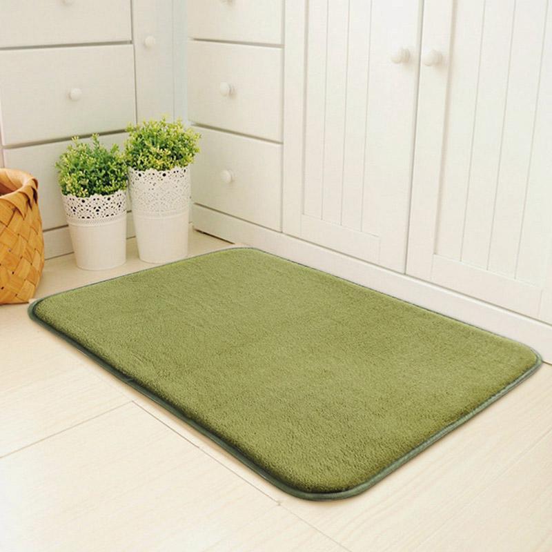 Door Mat Wasser Absorption Fußmatte für Eingang Teppich Küche ...