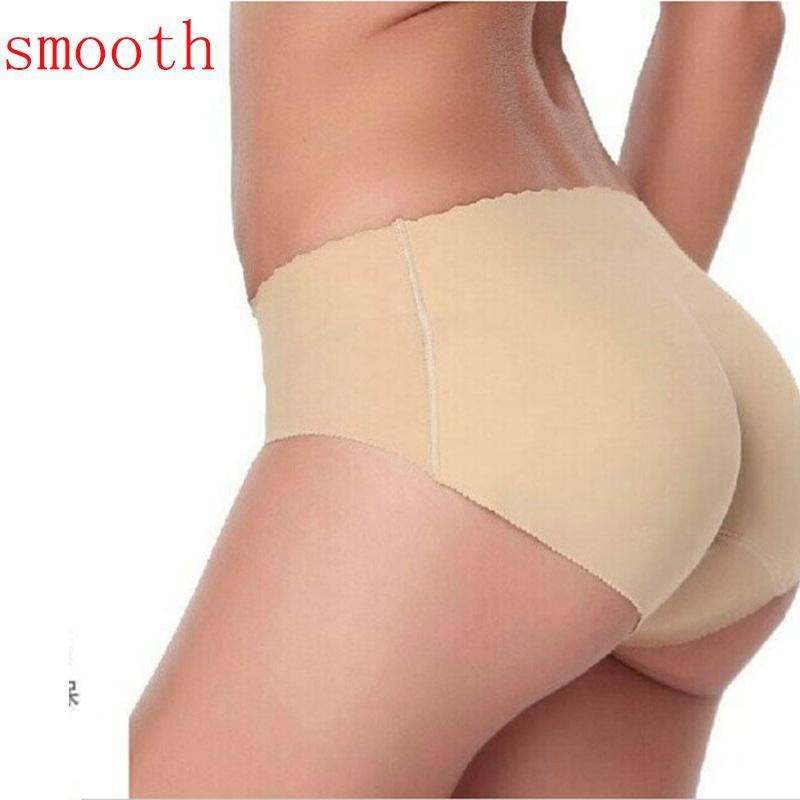 Details about  /Women/'s Seamless Panties Shapewear Hip Enhancer Butt Lifter Padded Underwear