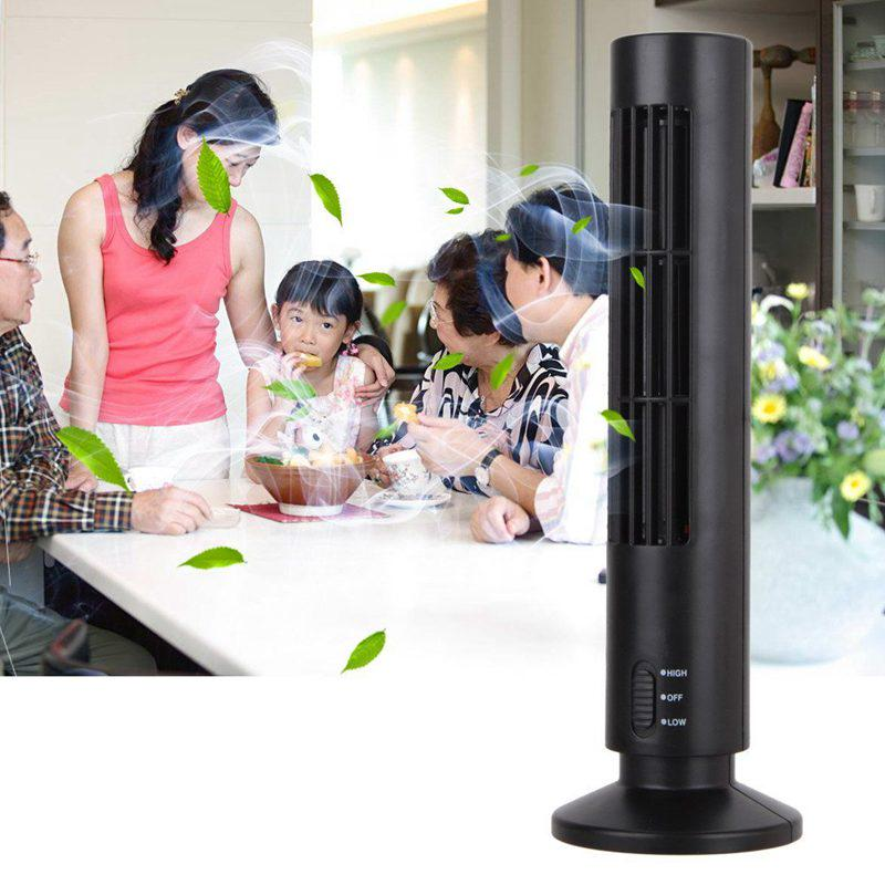 Good Portable Usb Mini Tower Fans Rotary Fans Leafless Fans Table Fans Fans Cooling Air Conditioners Purifiers Computers Notebooks Home Appliance Parts Home Appliances