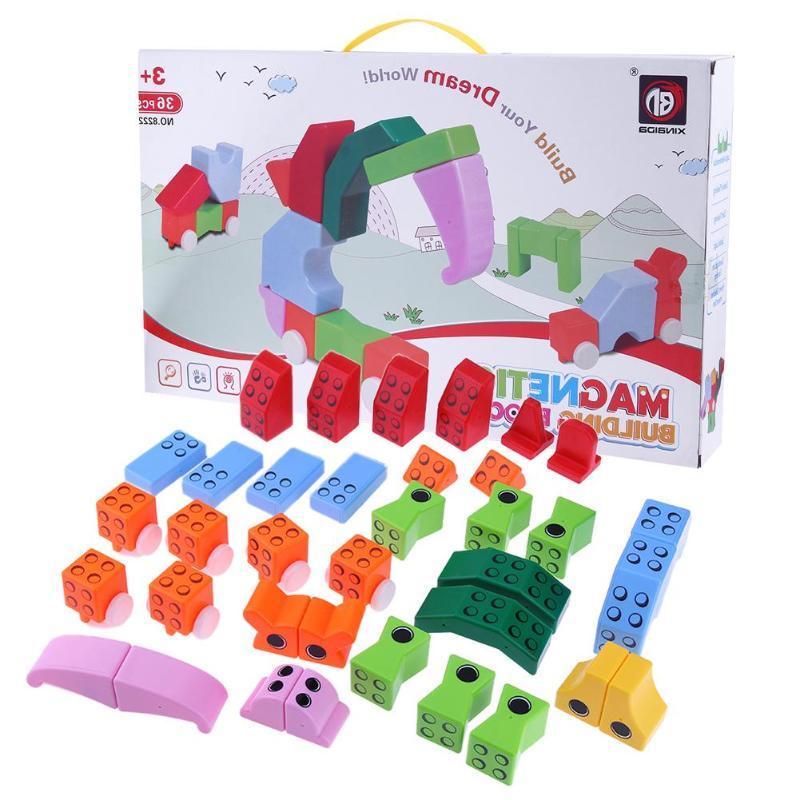 Baby Creative Building Blocks DIY Magic Sticky Ball 150pcs Toys for Baby