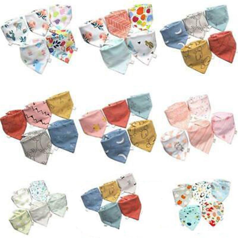 Baby triangle towel muslin neckscarf children/'s scarf girl boy scarf wipes spitting cloth bib possible wish name children/'s gifts