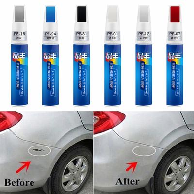 12 Pc Auto Scratch Repair Marker Touch Up Pen Car Paint Wax Filler Remover Fix