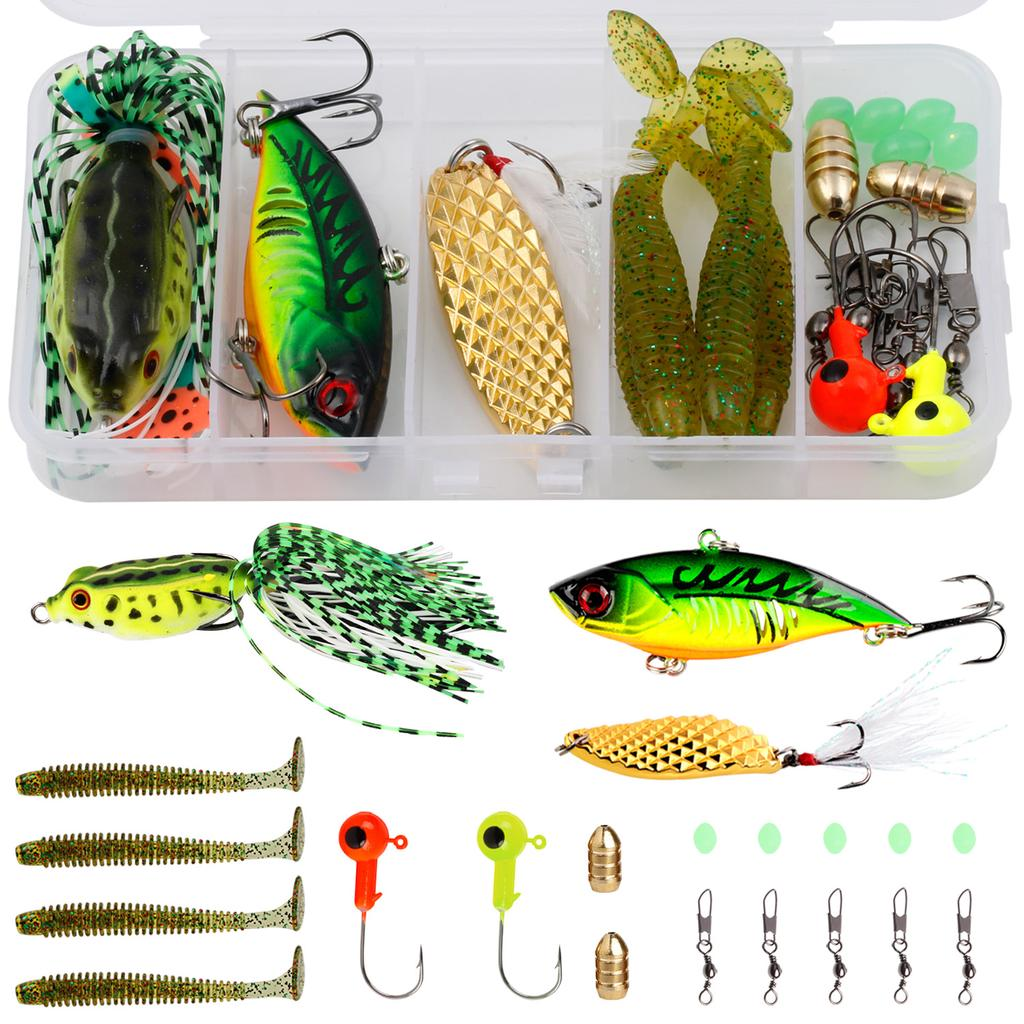 8pcs//lot Floating Fishing Lures Long Lip Minnow Hard Bait Wobblers Bass Carp