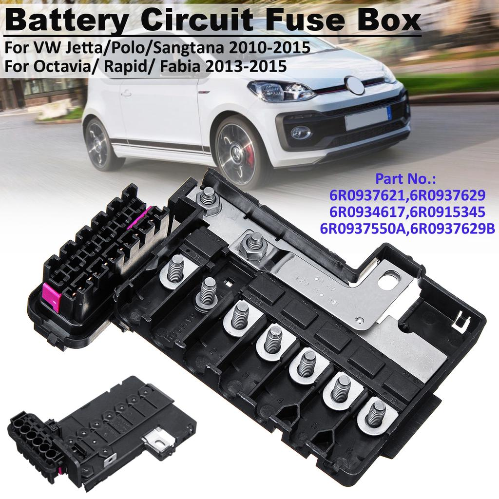 battery circuit fuse box for vw jetta polo sangtana octavia rapid fabia 13  to 15-buy at a low prices on joom e-commerce platform  joom