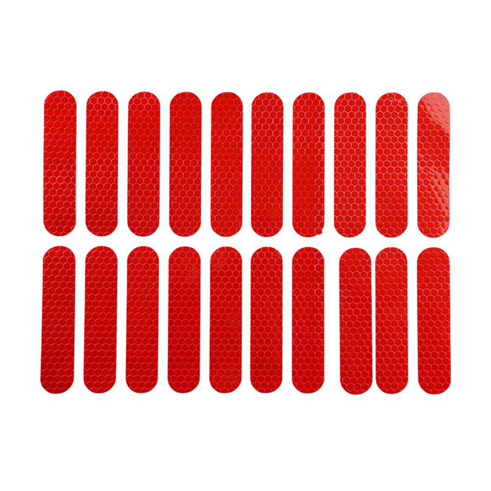 Reflector Electric Scooter Reflective Sticker Strip For Xiaomi Mijia M365 M187