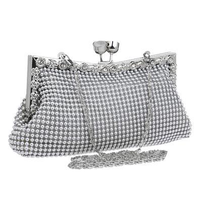 3e57ede07d9b Алмазы женщины небольшой кошелек муфты стразами сумки Сумки для свадьбы