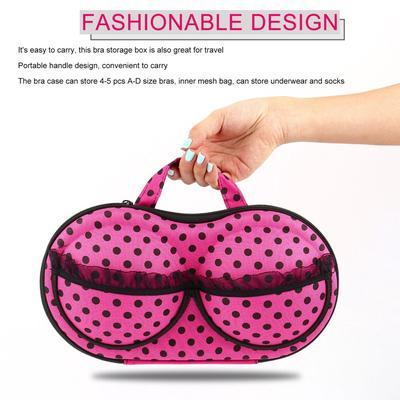 Portable Mesh Pouch Zipper Suitcase Organizer Sets Travel Luggage Storage Bag Nylon Clothes Organizer Case 3PCS