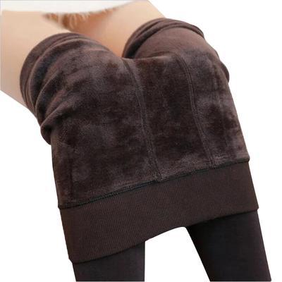 Warm Leggings Plus Size With Velvet Winter Pants Casual Leggings Women Sexy Leggings