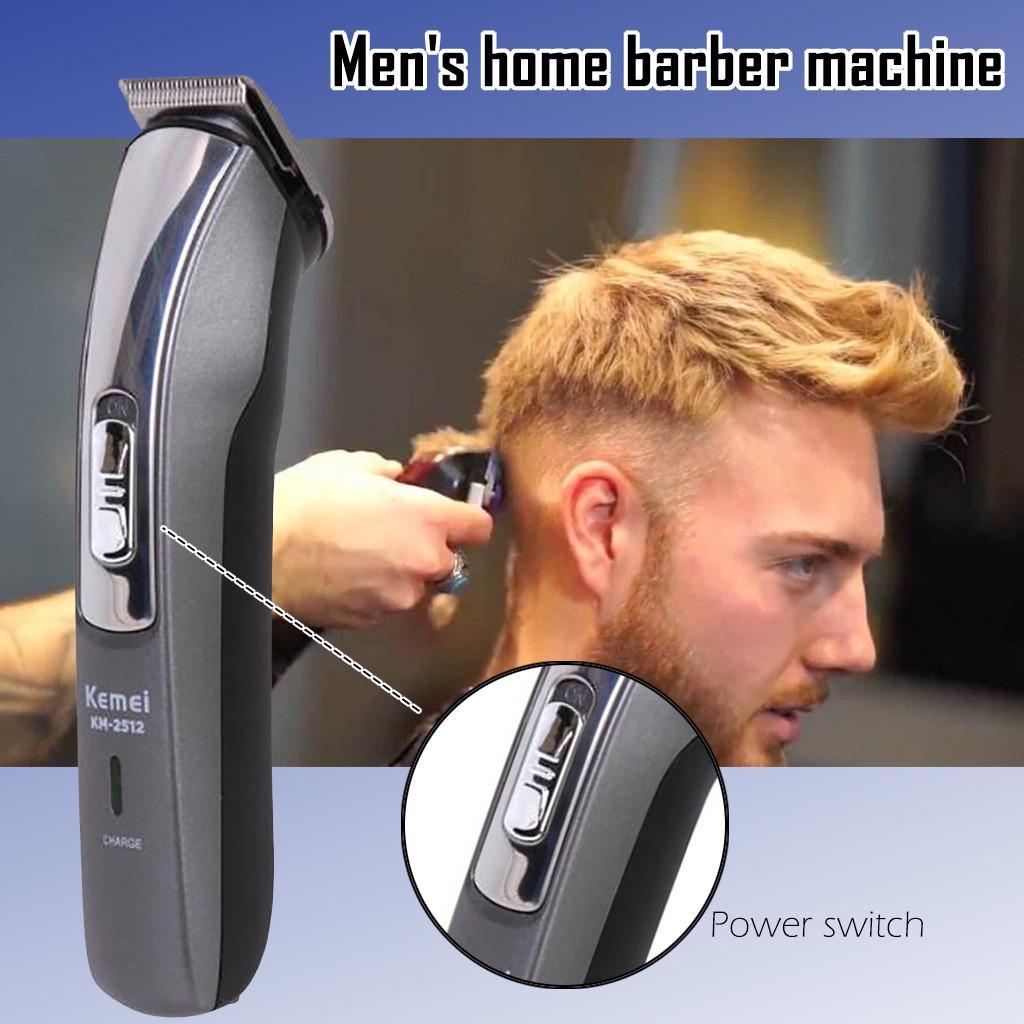 Lotus-ЕС Plug Rechargable hair Clipper Мощный резка машины Борода Парикмахерская волосы – купить по низким ценам в интернет-магазине Joom