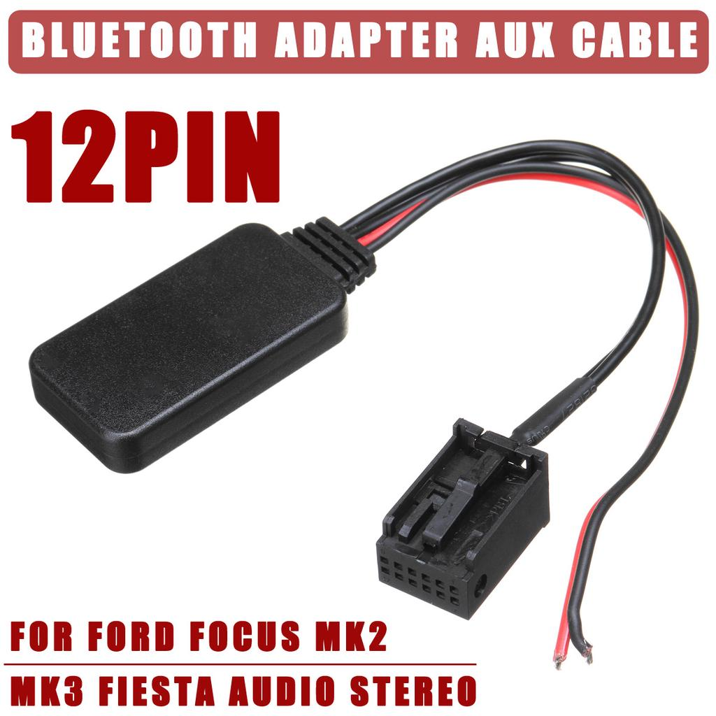 Ford Focus AUX cable with radio stereo Removal Keys Sony stereo