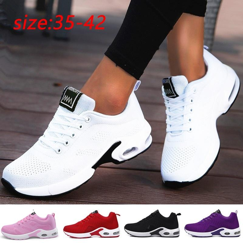 TITIRUI женщины Легкие кроссовки Бег обувь Теннис Крытый Открытый Спортивная обувь Breathable фото