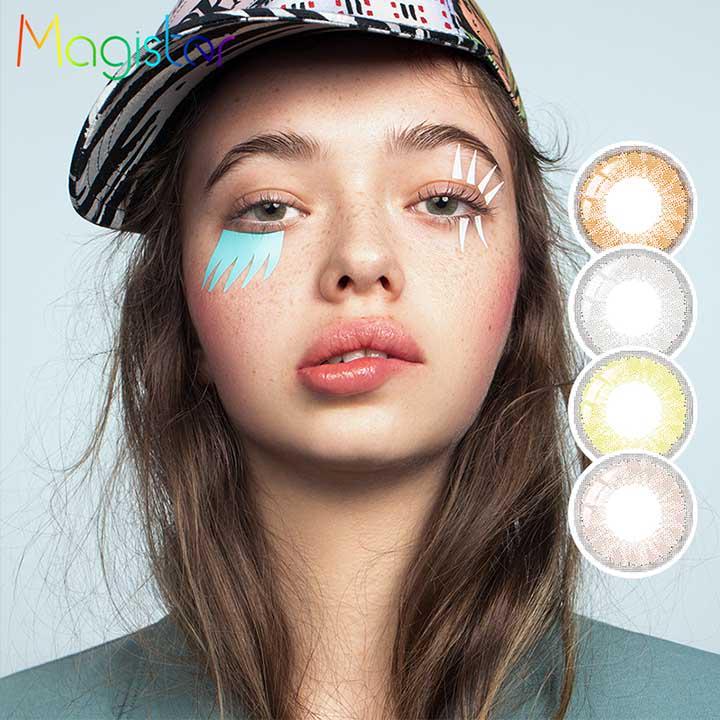 1 пара комфорт глаз контакты мягкие природные линзы красоты Кристалл цвет контактных линз – купить по низким ценам в интернет-магазине Joom