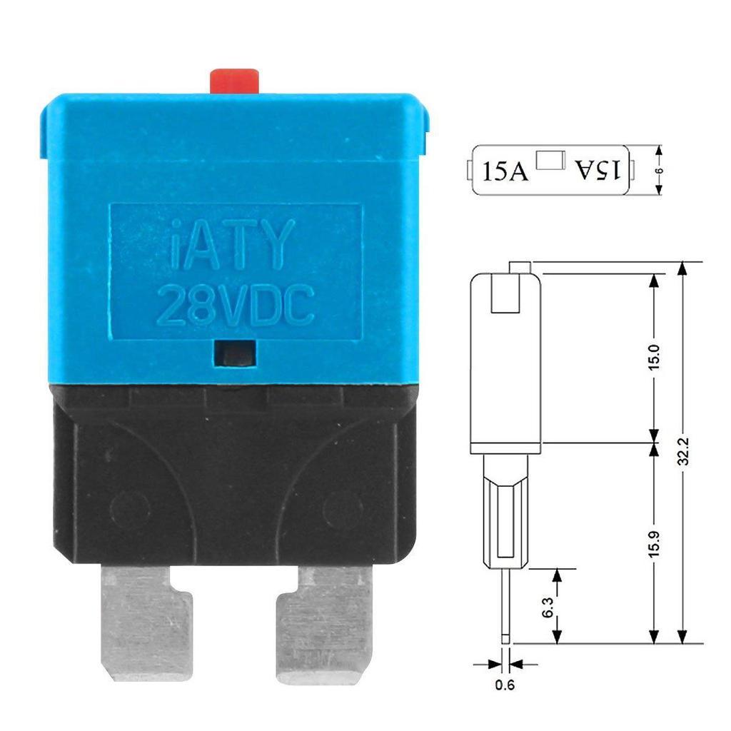 Auto Lautsprecher Digital Sicherungs Block Leistungsschalter Verteilungs