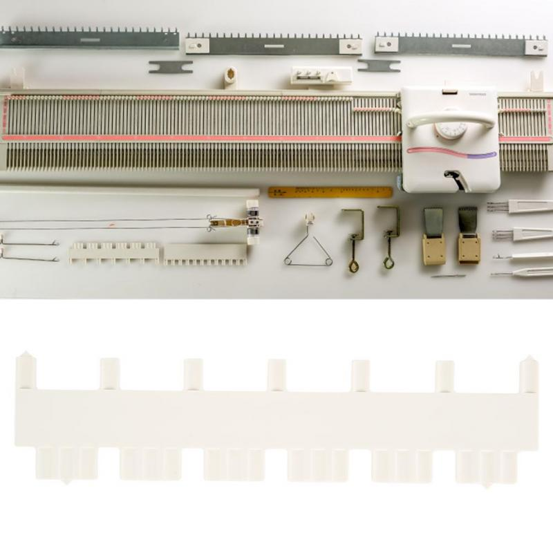 Knitting Machine Double-Ended Needle With Handle Knitting Machine Accessory for Silver Reed LK360 LK150 LK100 SK860