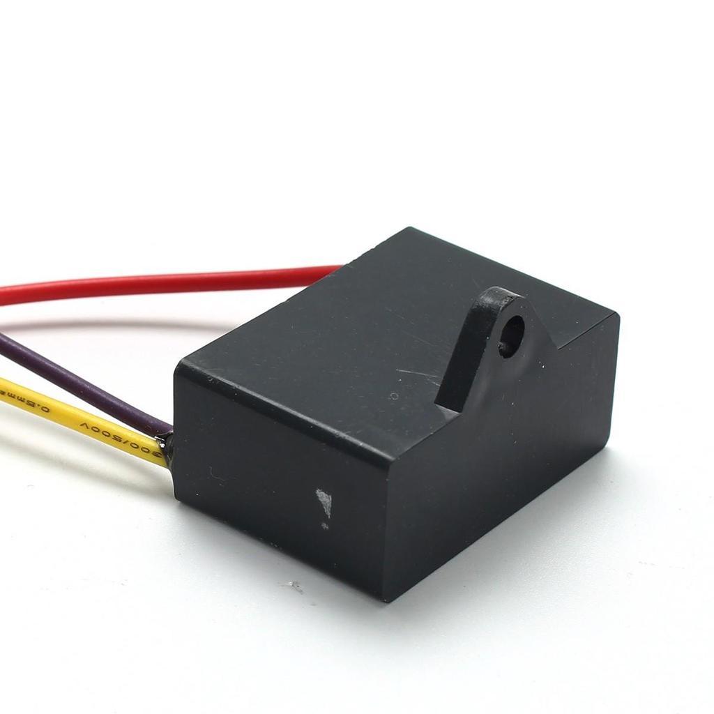 Beste 3 Draht Kondensator Deckenventilator Licht Zeitgenössisch ...