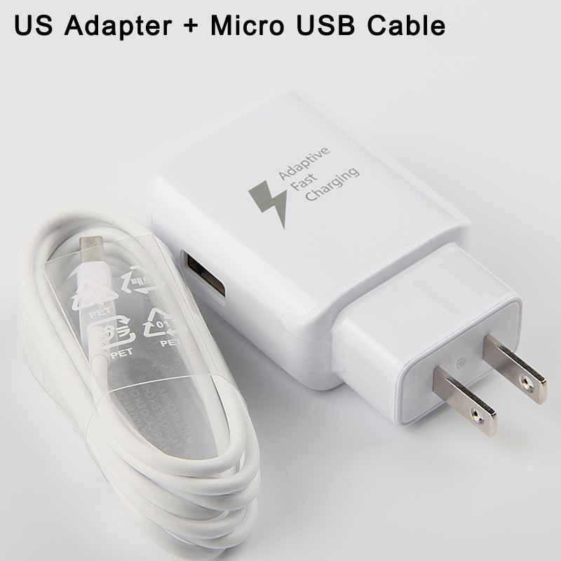USB Cord for Samsung Galaxy Tab S 10.5 SM-T800 T805 2A AC Power Charger Adapter