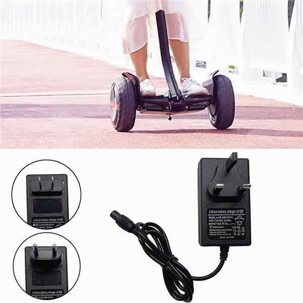 For Xiaomi//Hoverboard Balance Car Electric Scooter Power Adapter Charger HOT!!!