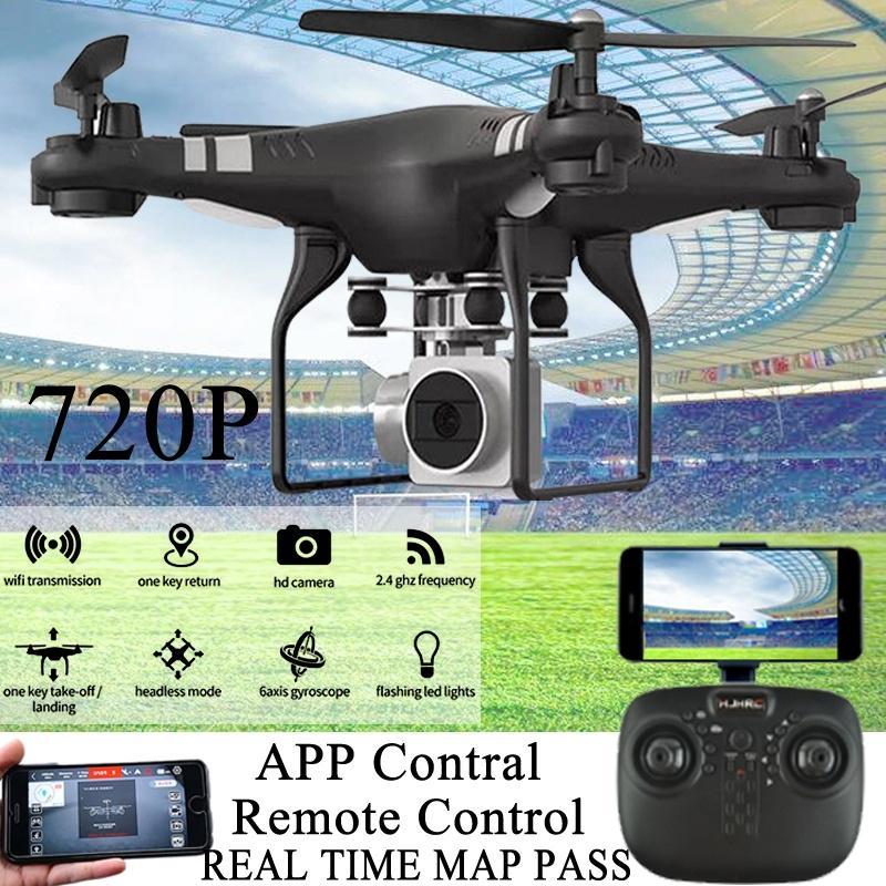 Беспилотный дрон FPV RC с HD WIFI камерой 2.4G фото