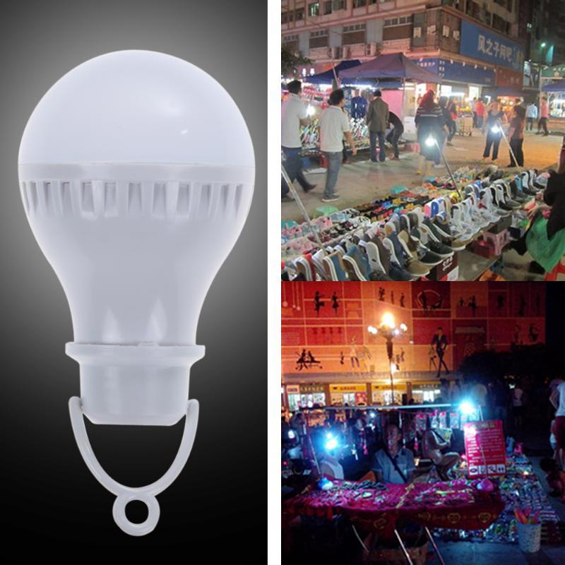 DC 12V LED Bulbs Lamp Home Camping Hunting Emergency Outdoor Light H1