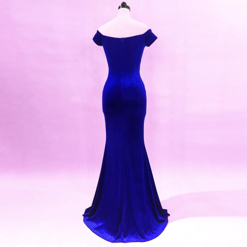 Increíble Vestido De Cóctel De Diamantes De Imitación Composición ...