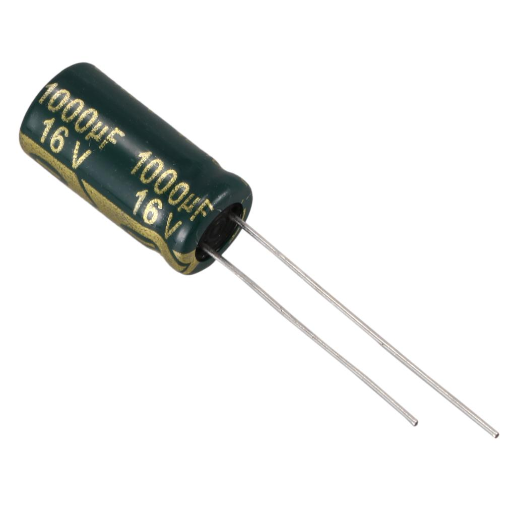 Condensador electrolítico Radial 3300uF 50V Pack 10