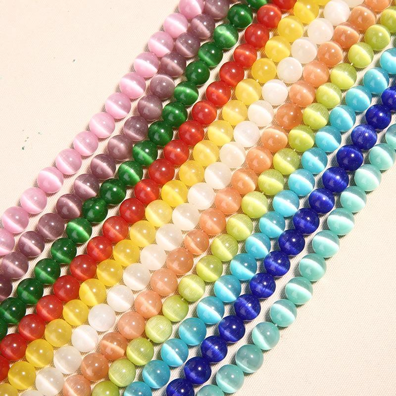 "16/"" Strand Garnet Gemstone Stone Round Loose Spacer Beads Craft 4//6//8//10MM DIY"