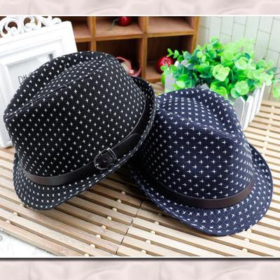 Kawaii Hot Fashion Cool Cross Stars Neutral Baby Girls Boys Child Hat Jazz  Hat e465073377e9