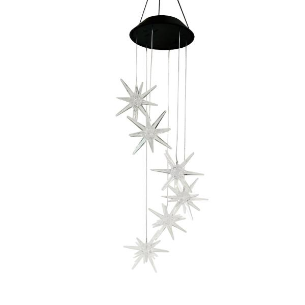 Led Solar Wind Chime Color Changing Mobile Wind Chime Light For Bedroom Party Home Office Balcony Buy At A Low Prices On Joom E Commerce Platform