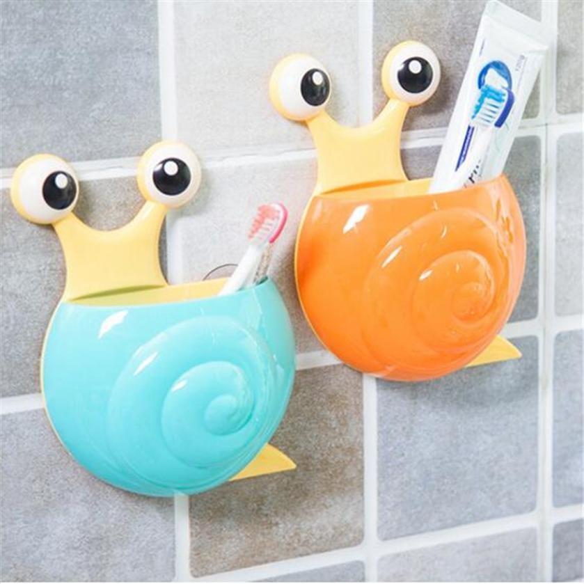 Cartoon Bird Sucker Suction Hook Tooth Brush Holder Home Bathroom Case Tools New
