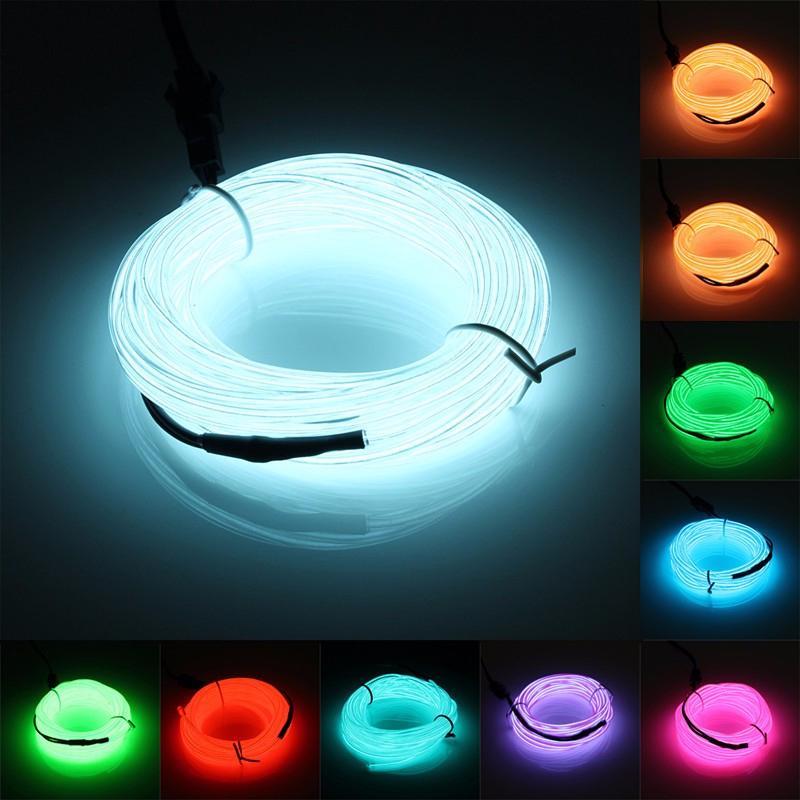Светодиодный провод для подсветки фото