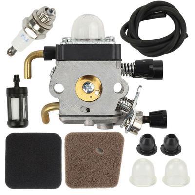 1 Set High Quality Practical Carburetor Air Filters For Stihl BG72 BG75  HS80 FS85 FS80 ZAMA C1Q-S66 Trimmer