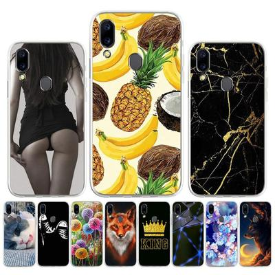 Soft Silicone Case for Umidigi A3X A7 S5 Pro F2 X Case for Umidigi Power 3 Cover Painted Cartoon Cute Animal Pet Flower Patterned Phone Bumper