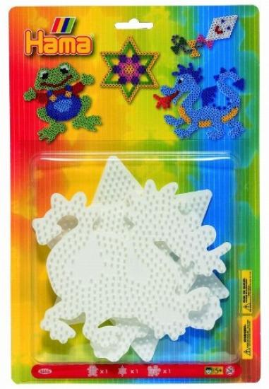 Hama 4555 Creative Hobbies Pearls And Jewelry Blister 3 Preform Plates Animals Buy At A Low Prices On Joom E Commerce Platform Ver más ideas sobre hama beads, hama, abalorios hama. joom