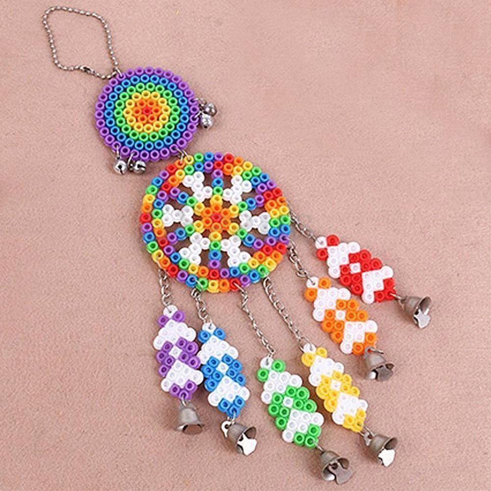 DIY Kit Dream Gift Hama Perler Crafts Windbell Wind Chimes 5mm Fuse Beads