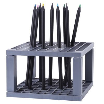 Paint Pencil Brush Pen Holder storage rack Organizer 96 lattice