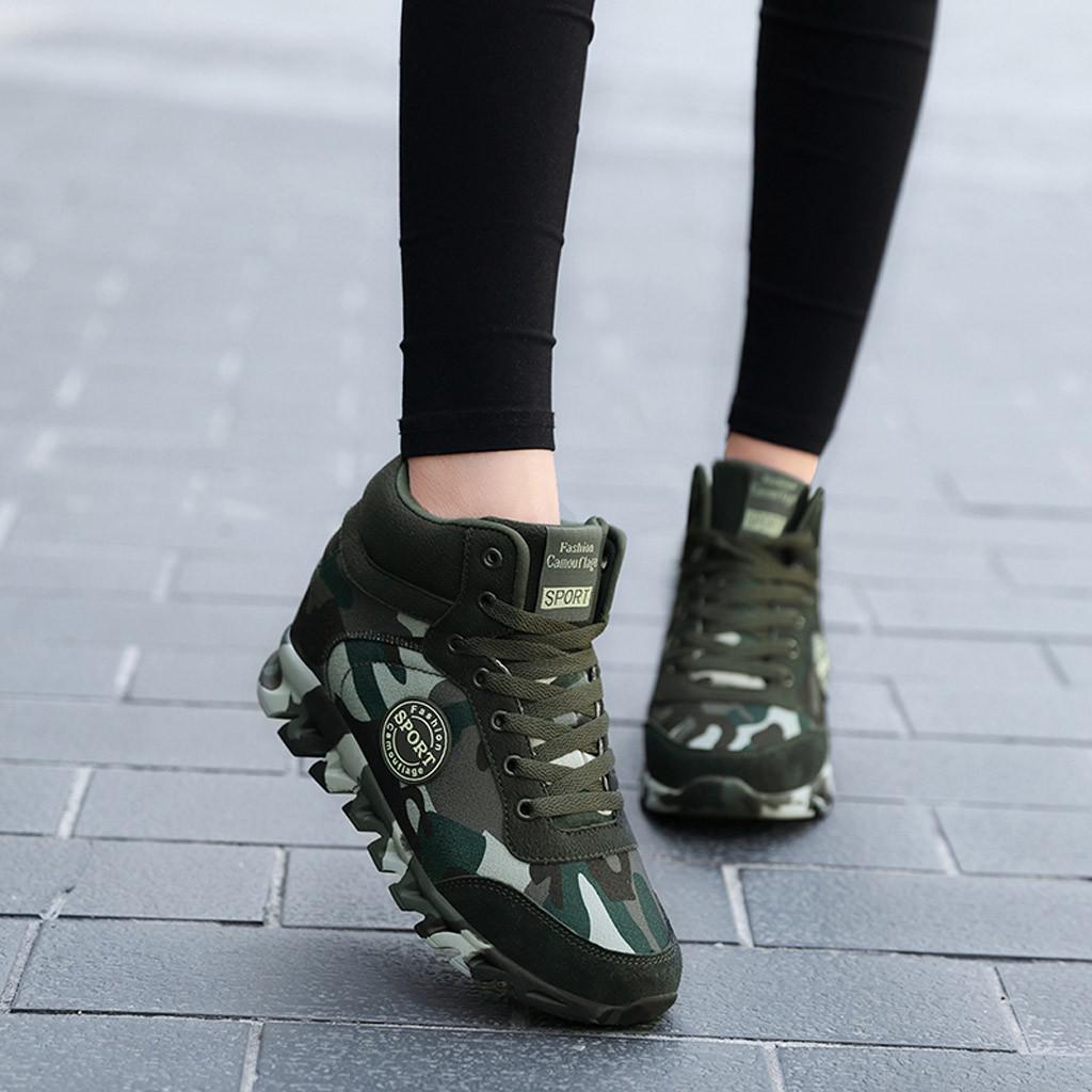 sapatilhas casual shake para mulher sapatos antiderrapantes