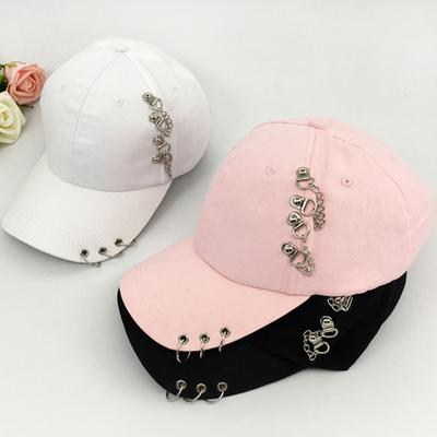 Personality Human Skeleton Embroidery Fashion Baseball Hat Men and Women Outdoor Sport Peaked Cap Sun Hat