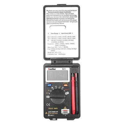 PEAKMETER MAS830L Ranging Digital Multimeter Tester with Backlight
