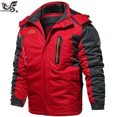 Men Jacket and Coats Brand Clothing Denim Jacket Fashion