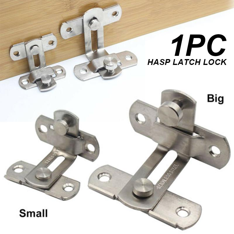 1Pc Safety Closet Door Lock Zinc Alloy As Shown Latches Small Latches Lock IT