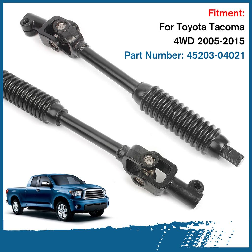 45203-04021 Lower Steering Shaft Steering Column For Toyota Tacoma 4WD 2005-2015