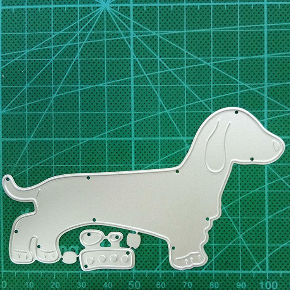 Prayer Animals Metal Cutting Dies Embossing Stencils Diy Scrapbook Card Crafts