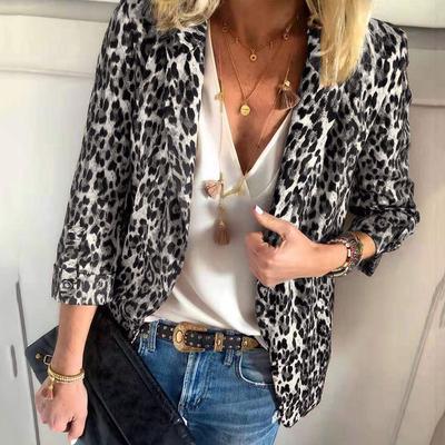 Coat for Women Winter Women Loose Blazer Top Long Sleeve Casual Jacket Ladies Office Wear Coat Blouse