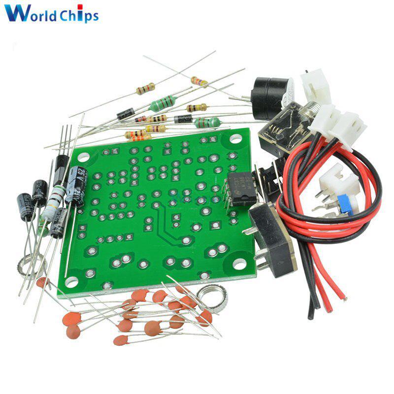 HAM RADIO 40M CW Shortwave QRP Pixie Transmitter Receiver 7.023MHz-7.026MHz DIY